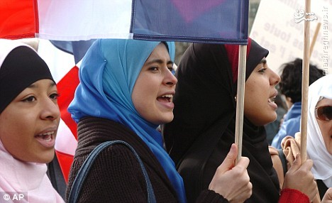 جنجال «لباس شنای اسلامی» در فرانسه