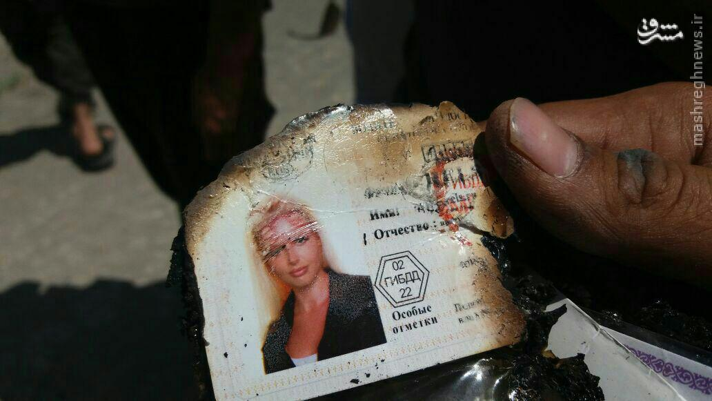 شروط تروریستها برای تحویل اجساد 5 نظامی روس+عکس