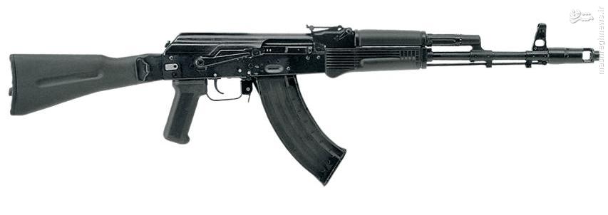 ایران از روسیه سلاح AK۱۰۳ خرید