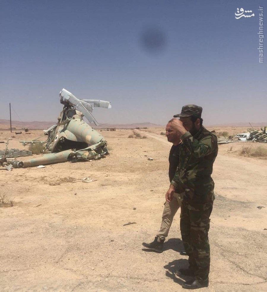 ورود هزاران رزمنده عراقی به جبهه حلب+عکس