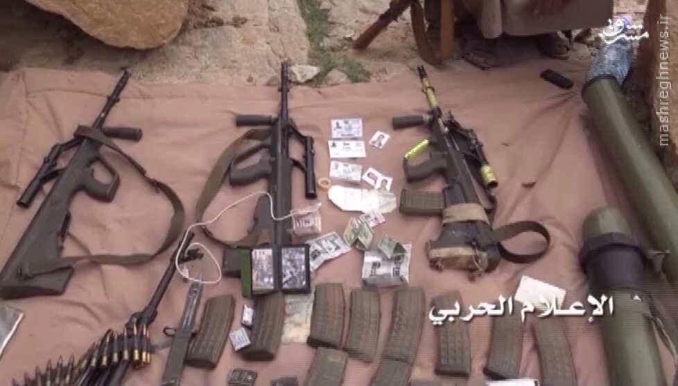 کشته شدن 3 سرباز عربستان توسط انصارالله یمن (تصاویر+18)