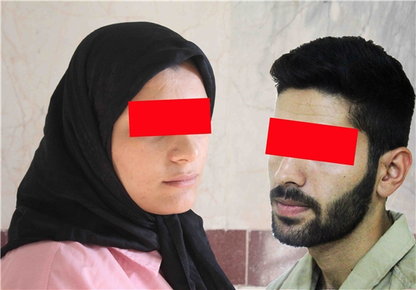 زن جوان، شوهرش را به قتل رساند +عکس