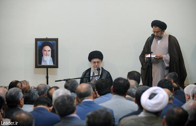 وزارت اطلاعات، سنگر حساس و چشم بینا و بیدار نظام اسلامی است