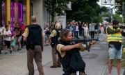 عکس/ جدیدترین تصاویر از تیراندازی در مرکز خرید مونیخ