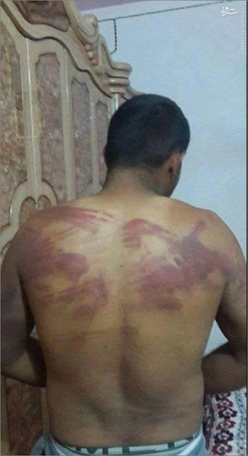 شکنجه سربازان ارتش عراق توسط پیشمرگه+عکس و فیلم