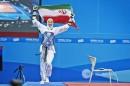 حریف 15 طلایی کیمیای تکواندوی ایران/ علیزاده توان شکست قهرمان جهان را دارد