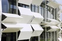 فیلم/ ساختمانی با نمای متغیر