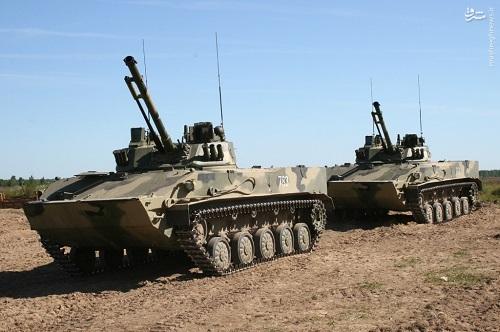 علاقهمندی ایران به جدیدترین جنگ افزارهای روسیه+عکس