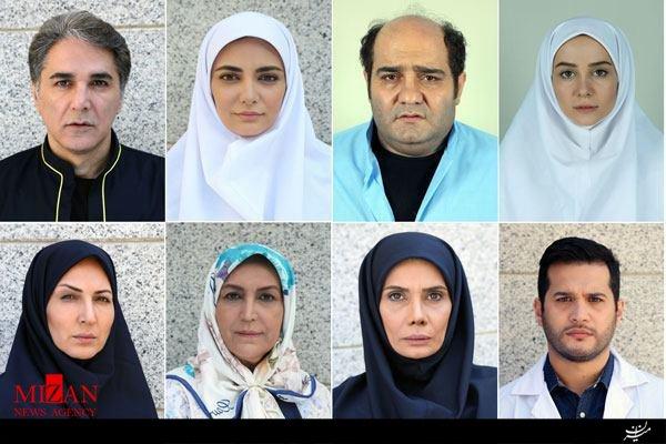 نقش الناز حبیبی در پرستاران سریال های در حال ساخت سیما کدامند؟ +عکس