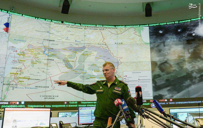 پاسخ دندان شکن ژنرال روسیه به آمریکا+عکس