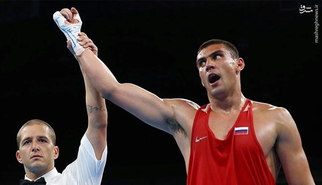 محافظ شخصی پوتین برنده طلای المپیک شد +عکس