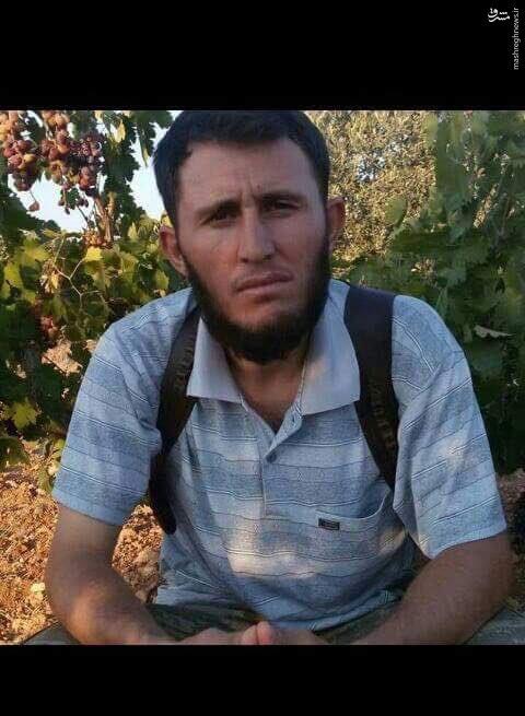 هلاکت فرمانده نظامی فیلق الشام در جلب+عکس