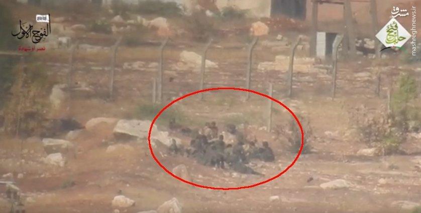 شهادت سربازان ارتش سوریه در حملات موشکی تروریستها+عکس