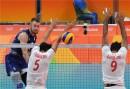 شکست شاگردان لوزانو برابر ایتالیا/ پایان رویای المپیک برای والیبال ایران +عکس و فیلم