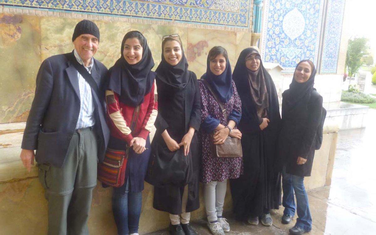 رفتار 3 ایرانی که در ذهن گردشگر آمریکایی باقی ماند +عکس