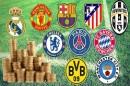 زیانده ترین باشگاههای اروپایی در خرید و فروش بازیکن