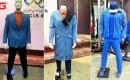 لباس های زشت کاروان ایران در المپیک با چاشنی بی سلیقگی