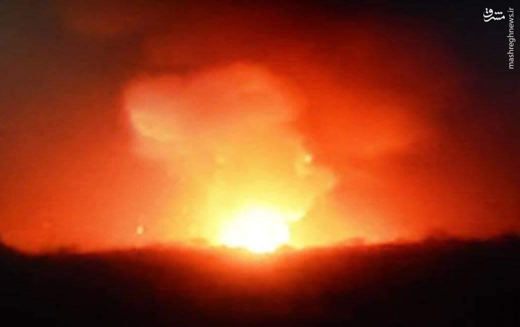شب جهنمی القاعده در حلب+عکس