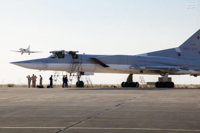 پیامهای استفاده روسیه از پایگاه هوایی همدان