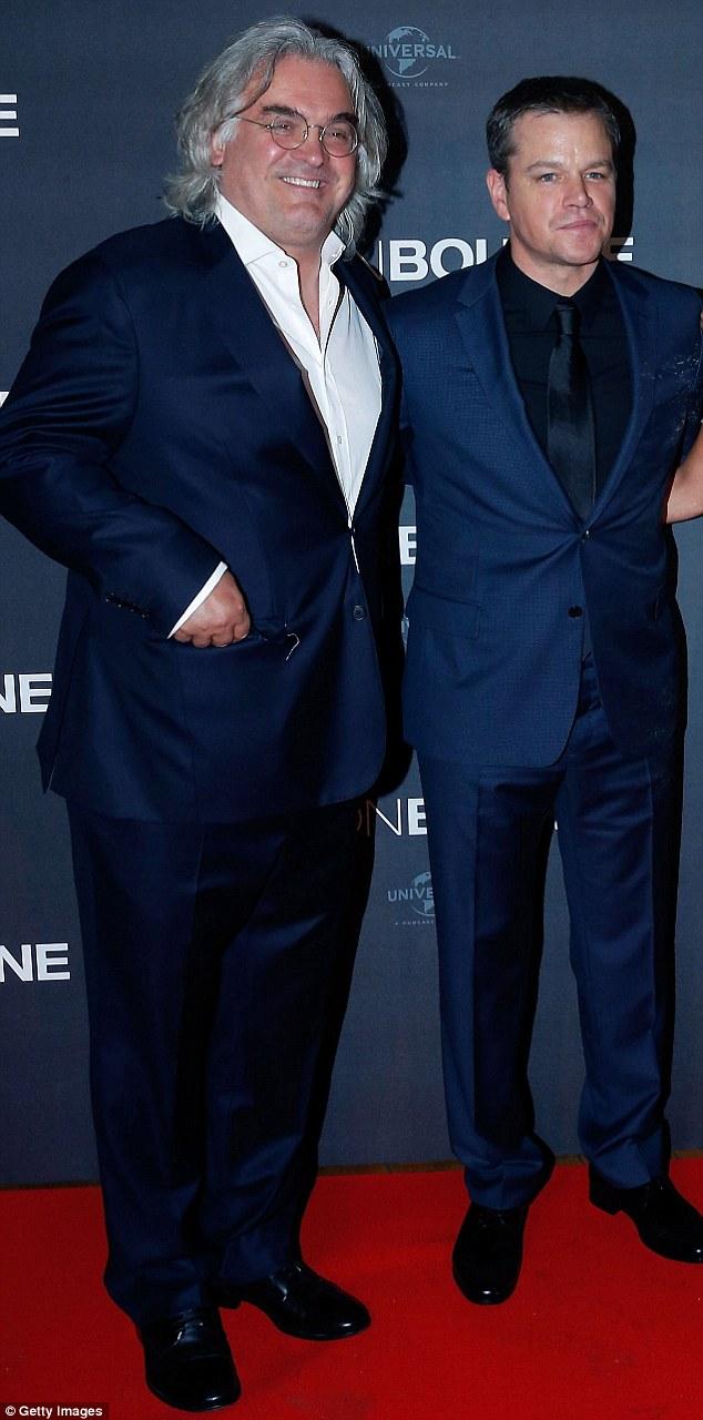 مت دیمون و پل گرین گرس جیسون بورن را به جاسوس بازی برگرداندهاند