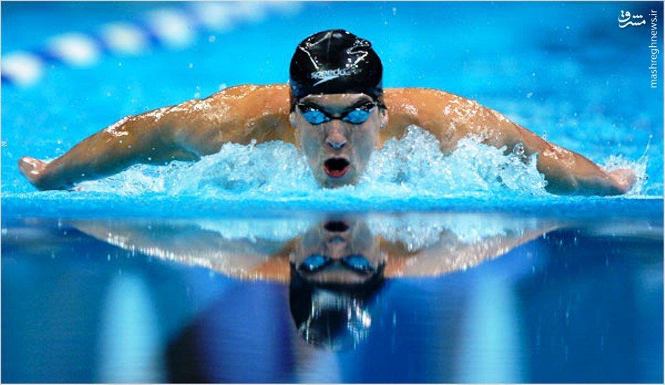 از زن دونده «مردنما» تا شنا گر مردی که شبیه «پری دریایی» است!