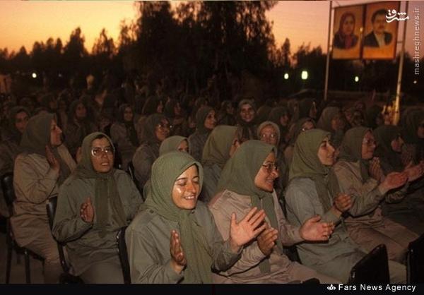 عشوههای «مریم» برای «مسعود» در شبی که نقشه مرگ منافقین را کشیدند