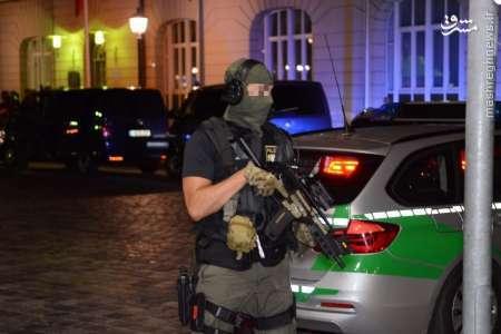 انفجار در «آنسباخ» آلمان 12 کشته و زخمی برجا گذاشت +تصاویر