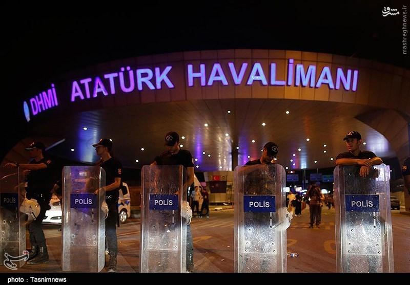 سایه اختاپوس داعش بر سر فرودگاههای جهان + عکس
