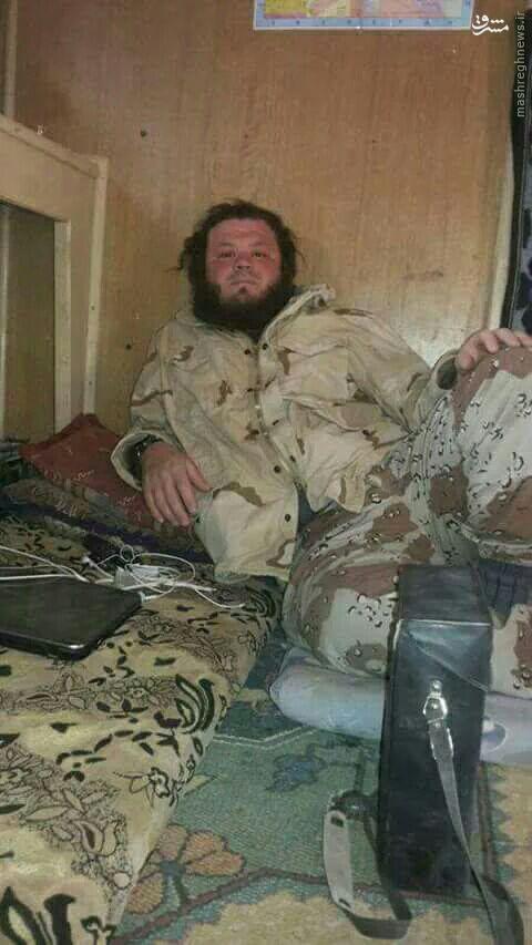 هلاکت فرمانده لبنانی تبار داعش در القلمون سوریه+عکس
