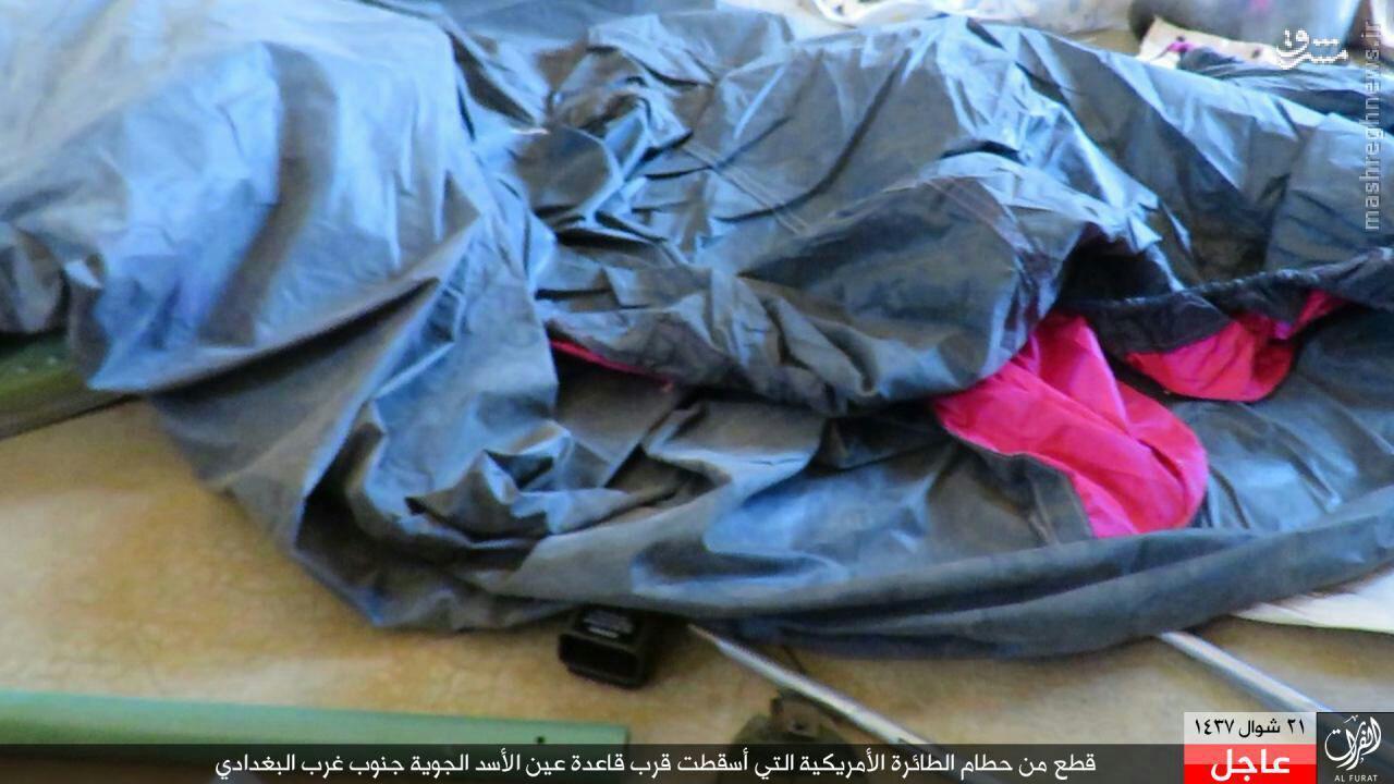 سقوط بالگرد جنگی آمریکا در عراق+عکس