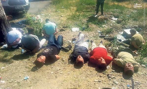 دستگیری 3 خلبان عامل حمله به اقامتگاه اردوغان+عکس