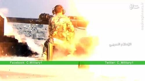 نبرد خانه به خانه در شمال حلب+فیلم و عکس