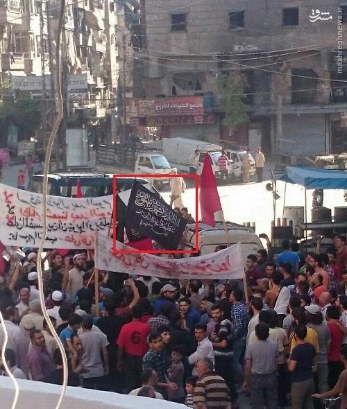 وحشت تروریستها از محاصره حلب+عکس