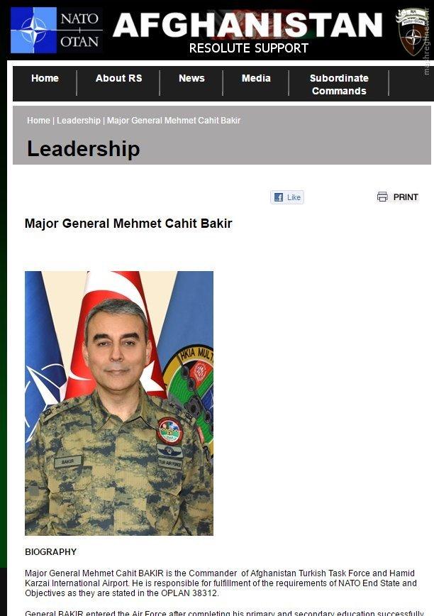 دستگیری دو فرمانده ناتو توسط ترکیه+عکس