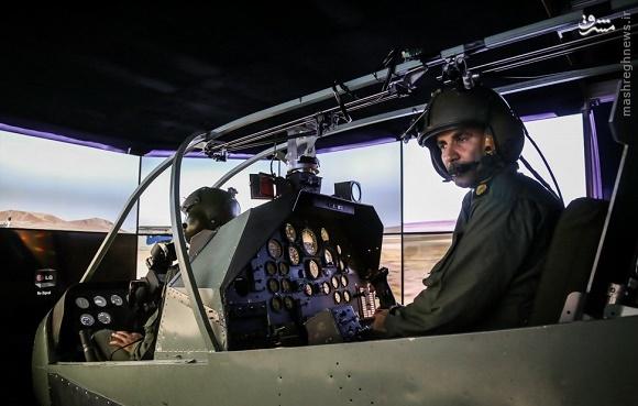 شبیه سازها در ارتش