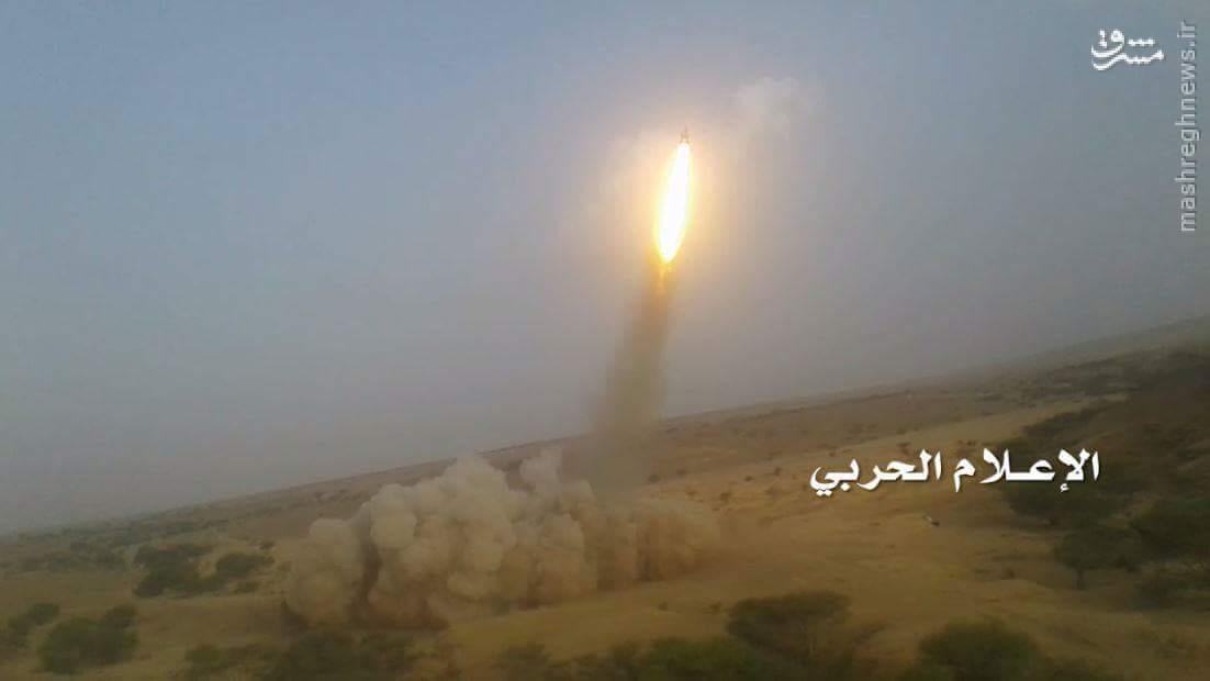 زلزال انصارالله پادگان سعودی را شخم زد!+عکس