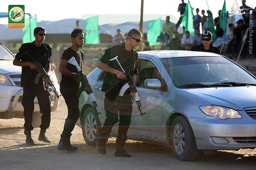اردوگاه آموزش نظامی نوجوانان حماس+عکس
