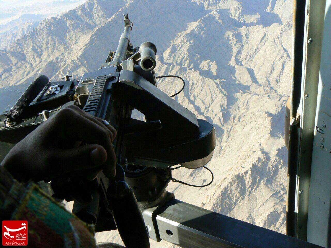 عملیات نظامیان افغان در غرب افغانستان +تصاویر