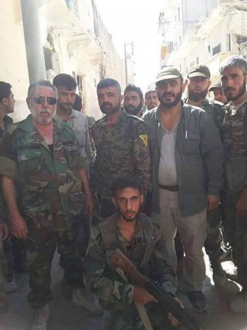 مشارکت حزب الله سوریه در نبردهای حلب+عکس و فیلم