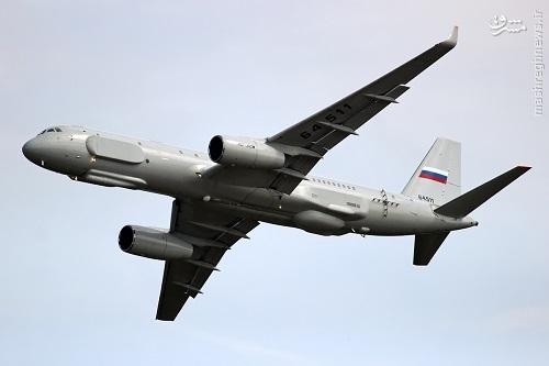 بازگشت جاسوس روس به آسمان سوریه+عکس