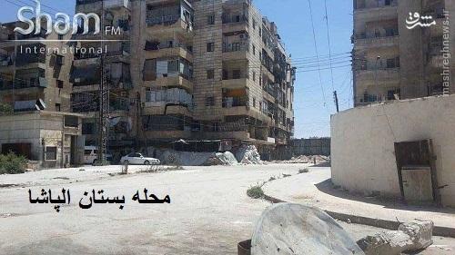 تروریستهای حلب:مردان حق خروج ندارند!
