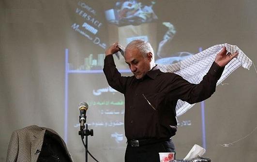 فیلم جنجالی توهین حسن عباسی درباره ارتش | دانلود فیلم و ماجرا