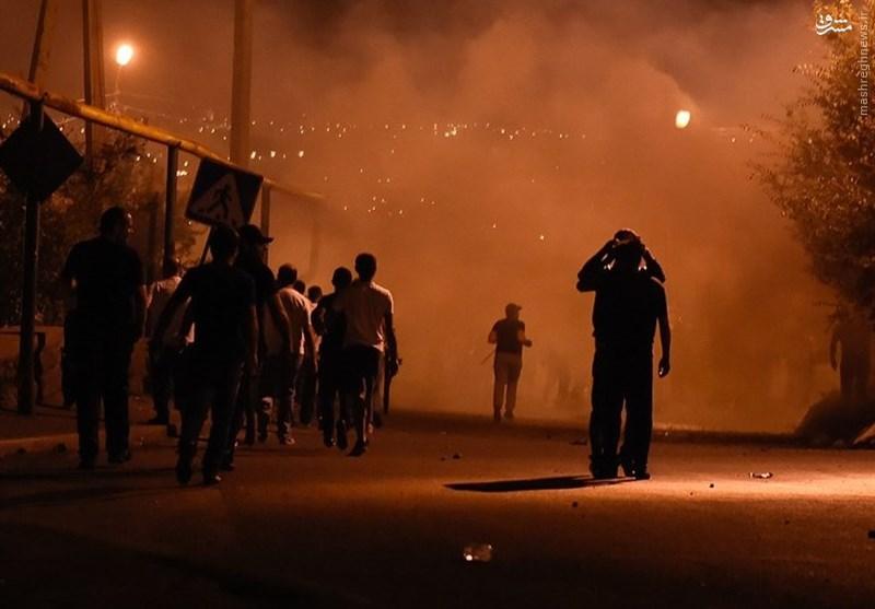 ادامه ناآرامی در پایتخت ارمنستان/ زخمیشدن ۶۰ نفر در درگیری بین پلیس و معترضان +عکس