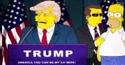 رؤیای رییسجمهور شدن «ترامپ» در انیمیشن 16 سال پیش +فیلم