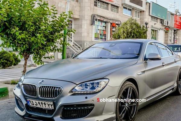 عکس/ جدیدترین BMW میلیاردی در تهران