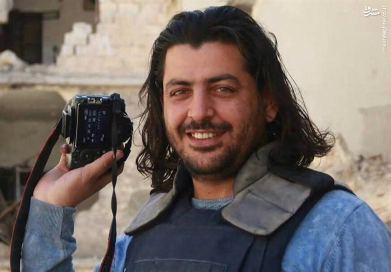 خبرنگار تروریست در حلب کشته شد +عکس