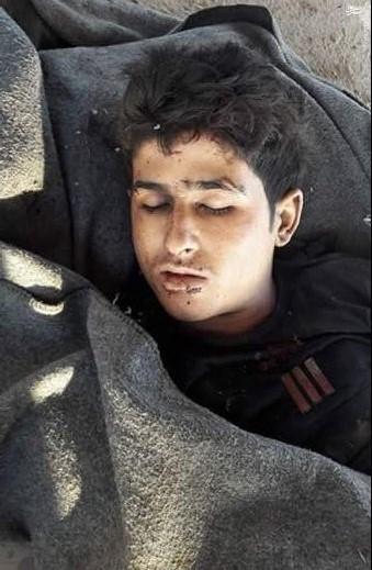 استفاده ارتش آزاد از کودک سرباز در حلب+عکس