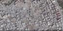 تصویر ماهوارهای از تخریب حرم حضرت سکینه (س)