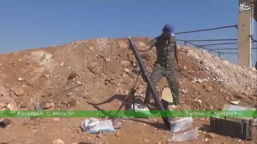 سیطره کامل ارتش سوریه بر راموسه حلب+عکس