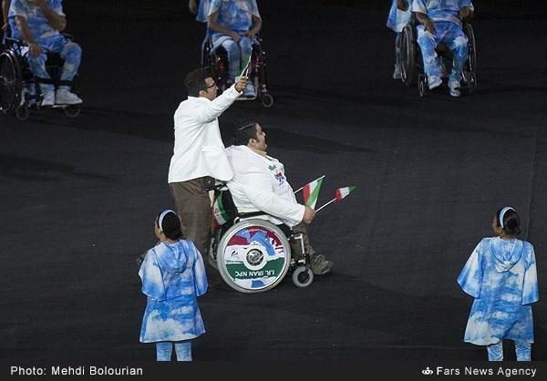 از بازیکنسالاری المپیک تا برافراشتن پرچم عزت توسط ویلچرنشینها